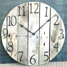 oversized wall clock modern oversize wall clock large outdoor wall clock clocks contemporary co intended for
