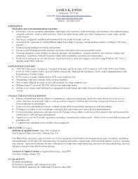 telephone technician resume   sales   technician   lewesmrsample resume  gallery images of pc technician