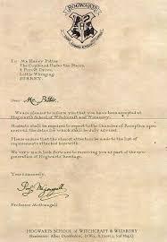 Harry Potter Newspaper Template 20 Beautiful Hogwarts Acceptance Letter Envelope Template
