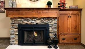 how to install a ventless gas fireplace replace gas fireplace