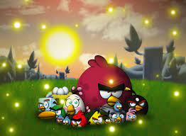 The Flock | Angry Birds Fanon Wiki