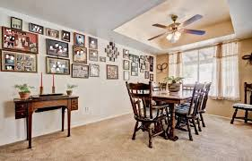 family photos pictures on display bad poor home staging Glendale Arizona  house for sale