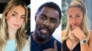 Addison Rae & Charly Jordan back Idris ...