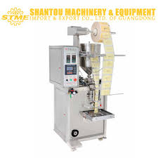 Automatic Products Vending Machine Manual Cool Xh48 Automatic Liquid Vertical Packing Machine For Sachet Packing