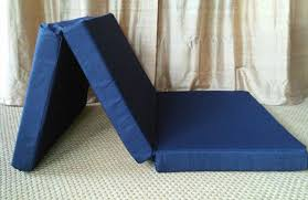folding foam mattress. Folding Foam Single Mat Size 4x29x75 Trifold Bed Shikibuton Floor Mattress M