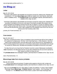 Fake Miscarriage Doctors Note Editable Fake Doctor Note Template Fill Print Download Online
