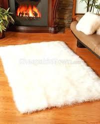 4x6 rug large ivory white sheepskin area ft rugs target 4x6 rug