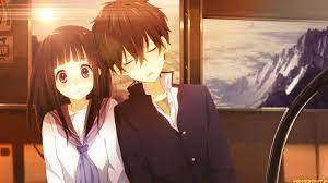 The Cutest Anime Couple Wallpapers ...