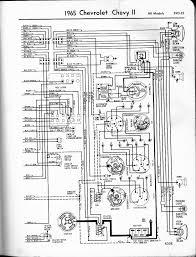 1965 chevy ii wiring diagram figure a figure b