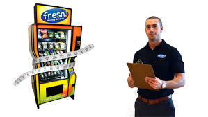 Fresh Healthy Vending Machines Amazing Fresh Vending USA