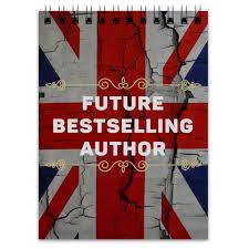 <b>Printio Блокнот Future best</b> selling author | www.kremlin-kassa.ru