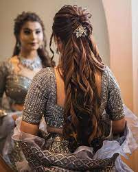 Hi friendswelcome back again to my channel sunil kumar creative hairstylist.i am sunil.friends in this video i saw u latest advance reception bun look ha. Know Best 50 Hair Styles Tips For Your Wedding Reception