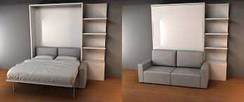 space saver furniture. MurphySofa-NYC-wall-bed-sofa-space-saving-furniture Space Saver Furniture Expand