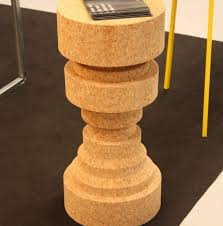 cork furniture. Tall Cork Stool - King And Queen Furniture