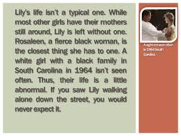 The Secret Life Of Bees Beauteous Quotes In The Secret Life Of Bees