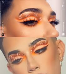 Tag morphe & james charles in the comments if you like this look!💕 • inspo: James Charles Recreates Louis Vuitton Makeup Without Photoshop After Backlash Popbuzz
