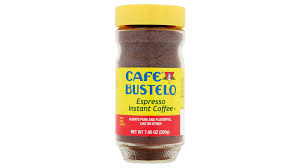 Simply add hot water or milk to make hot coffee in an instant or chill with cold water and ice for an iced coffee. Cafe Bustelo Espresso