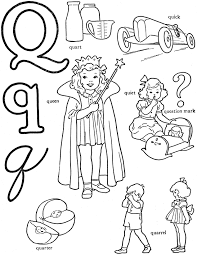Small Picture Q Word Coloring Pages Images 3419 Facbookinfocom