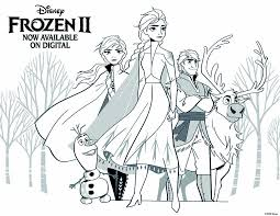 Right now, we propose disney rapunzel coloring pages for you, this post is similar with princess odette coloring pages. Disney S Frozen 2 Printable Coloring Pages And Activity Sheets