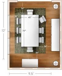 the right size dining table for your space