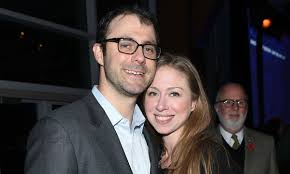 Chelsea clinton speaks during the democratic national convention in philadelphia in july. Chelsea Clinton Welcomes Third Baby Find Out Name And Gender Hello
