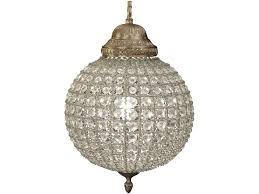 terrific crystal sphere chandelier globe chandelier round white background light hinging interesting crystal
