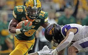 Mcfeely Cofields Value Grows As Bison Running Back Grand