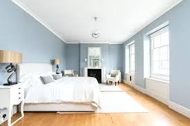 neutral light blue paint paint transitional bedroom idea in with blue walledium tone hardwood floors