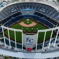 Kauffman Stadium Home Of The Kansas City Royals Kansas