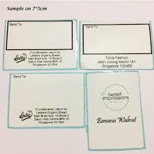 Printed Return Address Label Return Address Labels Label Printing Service Home