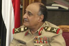Major-General Muhammad Nasir Ahmad has survived previous murder attempts. Yemen's Defence Ministry/Handout - 112823082_335411c