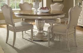 dining room amazing grey table white distressed with within round prepare 16