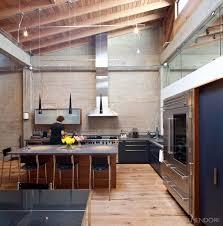 Loft Kitchen Sf Loft In San Francisco California Wardell Sagan Projekt For