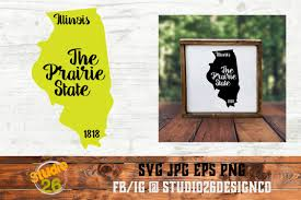 Choose from 11000+ christmas tree graphic resources and download in the form of png, eps, ai or psd. Illinois State Nickname Est Year 2 Files Svg Png Eps By Studio 26 Design Co Thehungryjpeg Com