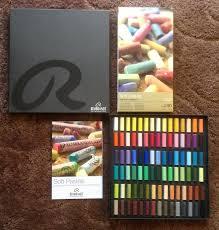 Rembrandt Pastel Color Chart Soft Pastels Rembrandt Soft Pastels Review Artdragon86