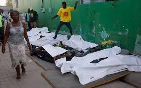Resultado de imagen de Electrocution Port Prince