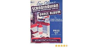 Eric Olzens Scandinavian Dance Album Swedish Norwegian