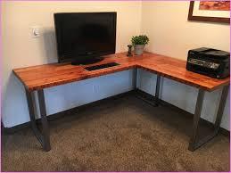 beautiful l desks l shaped desk reclaimed wood desk wood and steel desk fyc