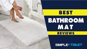 best bathroom mat
