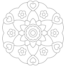 Small Picture 42 best mandala images on Pinterest Mandala coloring pages