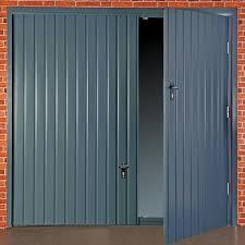 access garage doorsGarage Doors With Pedestrian Access Doors Built In I41 About