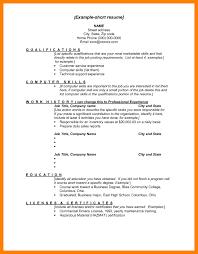 8 Resume Skill List Example Resume Skills List Resume Samples