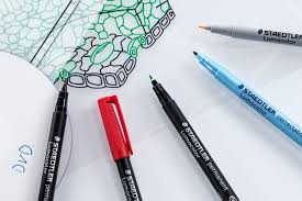marker for writing on nearly any surface all about the uses of universal pens staedtler
