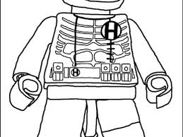 4 Lego Zombie Coloring Pages Lego Zombie Coloring Pages
