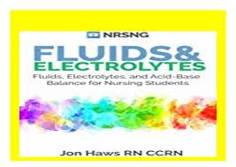 Textbook_ Fluids Electrolytes And Acid Base Balance A