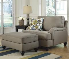 ashley furniture hariston ake chair and a half ottoman item number 2550023