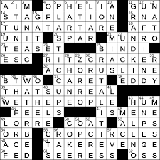 Test your knowledge on this just for fun quiz and compare your score to others. 0103 20 Ny Times Crossword 3 Jan 20 Friday Nyxcrossword Com