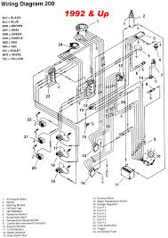 mercury 115 hp outboard wiring diagram images 1989 mercury 25 hp hp outboard motor wiring diagram 1195 johnson on 115