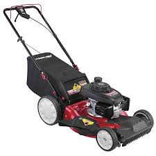 gas mower. our principle choices of gas powered lawn mowers are: mower 2