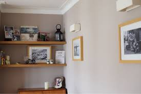 BQ Shelving Floating Beauteous Living Room Makeover Little House Lovely Floating Shelves From